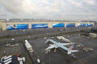 Boeing-Werk