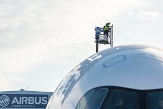Airbus Logo EADS Logo
