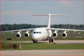 WDL BAe 146-100