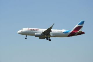 Eurowings Europe Airbus A320-214