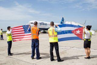JetBlue in Kuba