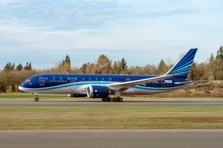 Azerbaijan Airlines Boeing 787 Dreamliner
