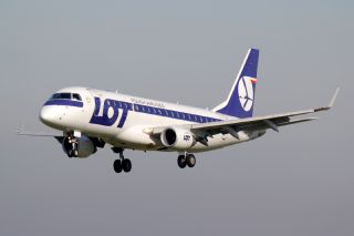 LOT Polish Airlines E175