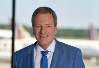 Kölns langjähriger Flughafenchef Michael Garvens