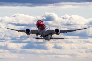 Norwegian Boeing 787-9