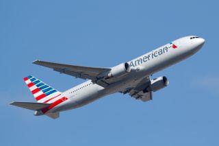 American Airlines Boeing 767-300