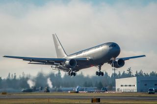 US Air Force Boeing KC-46A