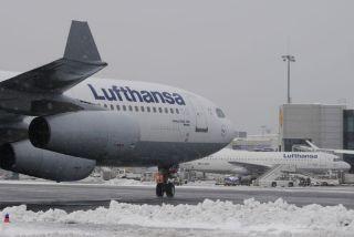 Lufthansa Winter