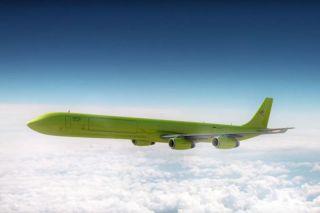 DLR unbemanntes Frachtflugzeug