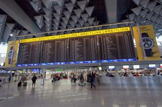 Condor Flughafen Frankfurt Terminal