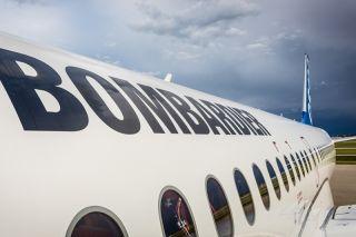 Bombardier CSeries FTV4