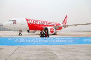 AirAsia Airbus A320neo