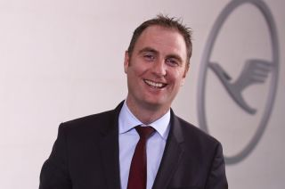 Tom Maes, Lufthansa Senior Sales Director for South America