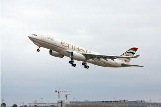 Etihad Airbus A330-200F