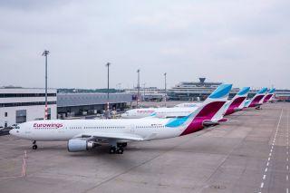 eurowings Airbus A330 Flotte