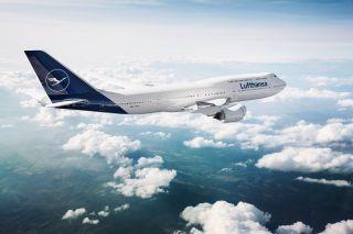 Neue Lufthansa-Lackierung