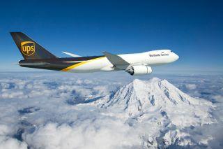 UPS Boeing 747-8 Freighter