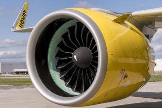 Spirit Airbus A320neo, PW1100G