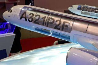 Airbus A321 P2F
