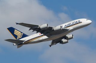 Singapore Airlines Airbus A380