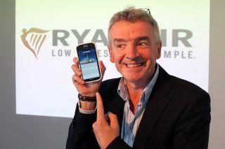 Ryanair-Chef Michael O`Leary