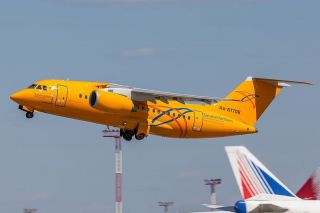 Saratov Airlines An-148