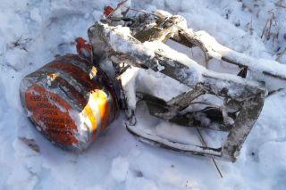 6W703: Flugdatenschreiber der verunfallten An-148