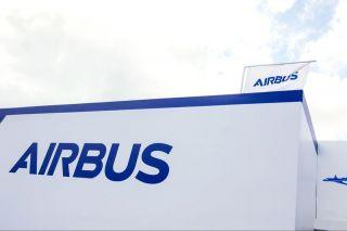 Airbus auf der Singapore Airshow 2018