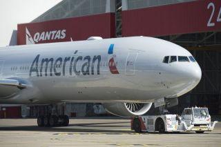 Partnerairlines American und Qantas