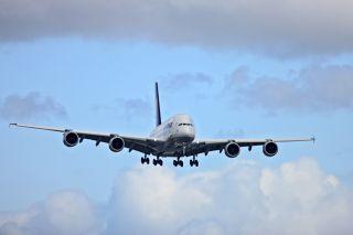 Lufthansa Airbus A380 D-AIMA