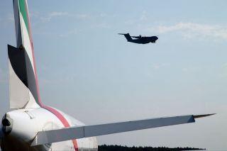 Airbus A380 und A400M
