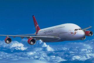 Virgin Atlantic Airbus A380