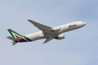 Alitalia Boeing 777-200ER