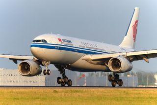 Air China A-330