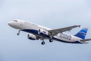 Atlantic Airways Airbus A320neo
