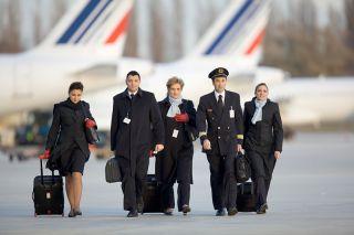 Air France Flight Crew