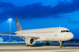 Sundair Airbus A320