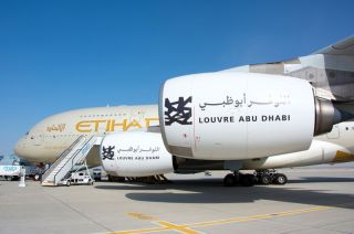 Etihad Airways Airbus A380