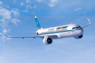 Kuwait Airways Airbus A320neo