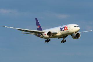 FedEx 777 Cargo
