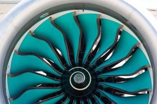 Rolls-Royce Advance und UltraFan Fan Blades