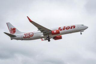 Lion Air Boeing 737-800