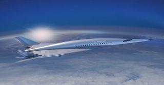Boeing Hyperschall-Studie