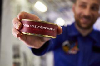 Astronautennahrung bei Lufthansa