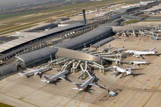 Paris CDG Terminal 2F