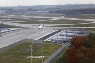 Rückflug: Flughafen Frankfurt