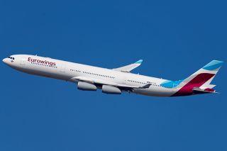 Airbus A340-300 - Eurowings
