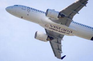 Vistara Airbus A320neo fliegt mit CFM LEAP-1A-Triebwerken