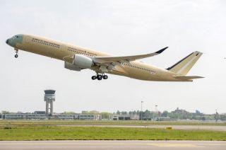 Airbus A350-900ULR: Erstflug am 23.04.2018