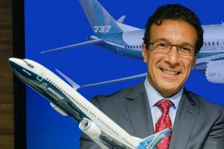 Boeing Marketingchef Ihssane Mounir